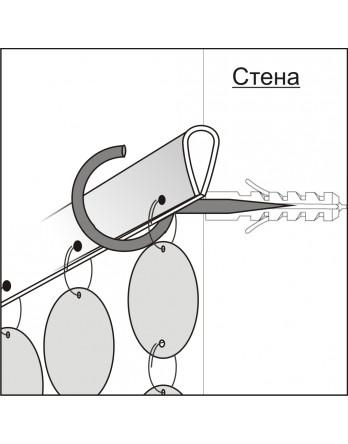 Профиль ГИБКИЙ 9мм